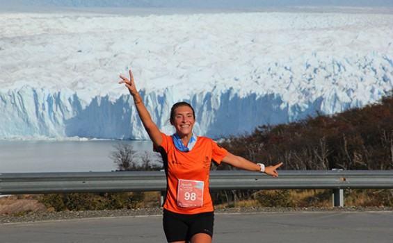 Media Maraton del Glaciar 2016