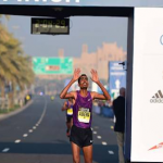 Maraton Dubai 2016