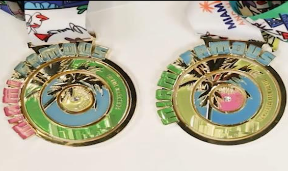 MedallasMaratonMiami2016