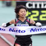 Osaka marathon 2106