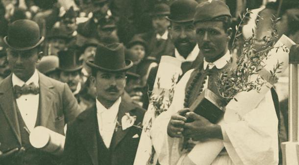 Maraton olimpiadas 1896