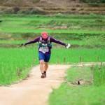 Pedro Vera en la ruta del Ultra Asia Race