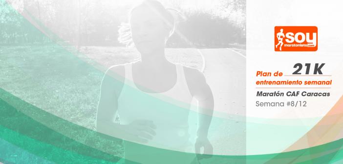 Plan de entrenamiento medio maraton