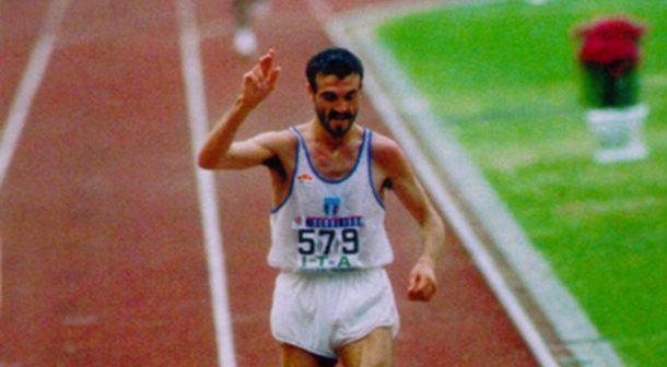 Bordin Maratón Seúl 1988
