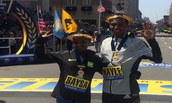Maratón Boston 2016