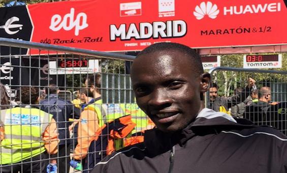 Medio maratón madrid 2016