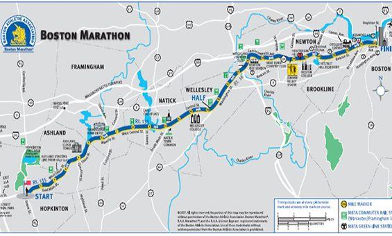 Entrenar para el maraton de boston