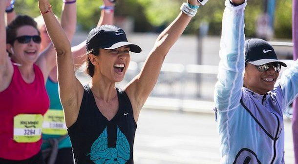 La importancia de la confianza en uno mismo al correr