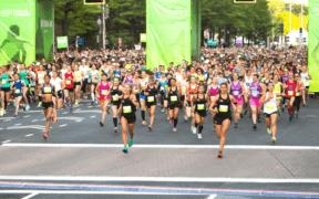 Entrenamiento para terminar un maratón de 42 kilómetros