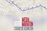Media maratón Ciudad de Asunción