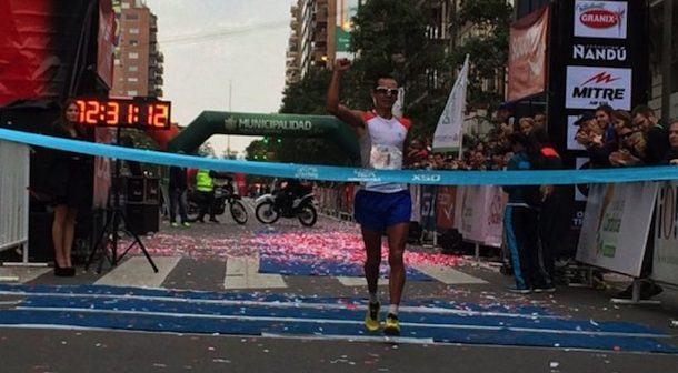 maratón Córdoba argentina 2016