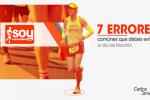 Errores el día del maratón o carrera