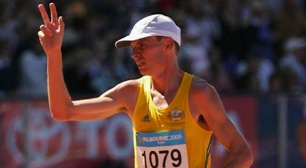 Scott Westcott maratonista