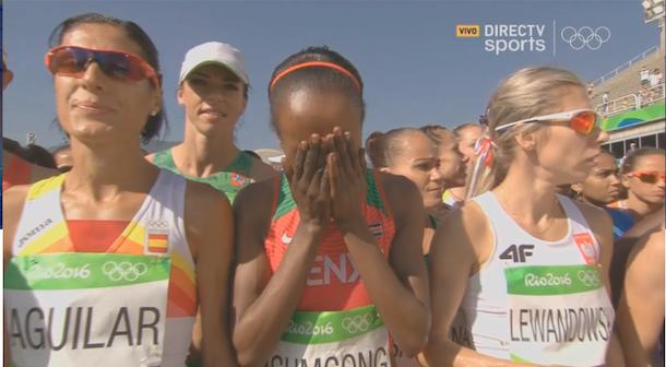 Sumgong gana maraton Rio2016