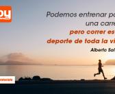 Correr es para toda la vida
