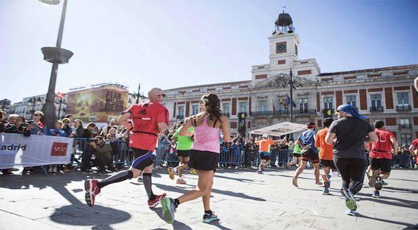 Maratones para correr en España