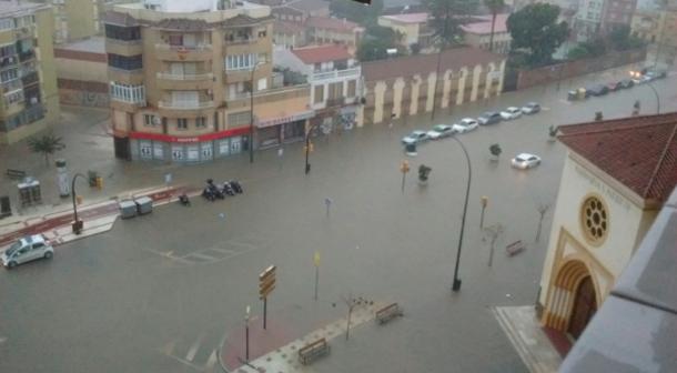 Cancelado el Maratón de Málaga por inundaciones