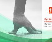 Plan de entrenamiento – Semana 1/16 – Medio Maratón CAF Caracas