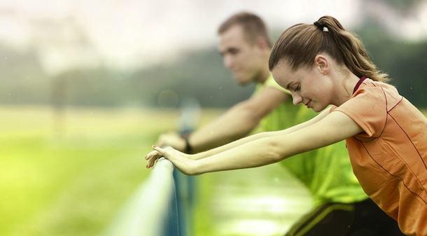 es bueno salir a correr 2 veces al dia