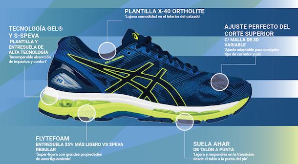 Asics Gel Nimbus 19 Zapatillas de correr