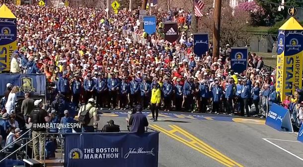 Anuncian inscripciones para Maratón Boston 2019