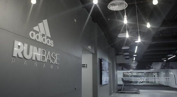 Llegó a Panamá el primer adidas Run Base de Latinoamérica