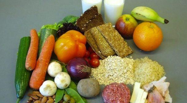 Ventajas de los alimentos de bajo índice glicémico