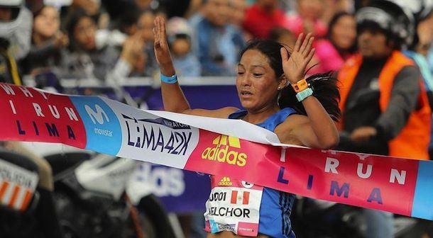 Estadounidense gana en Lima42K y Melchor se impone en los 10K
