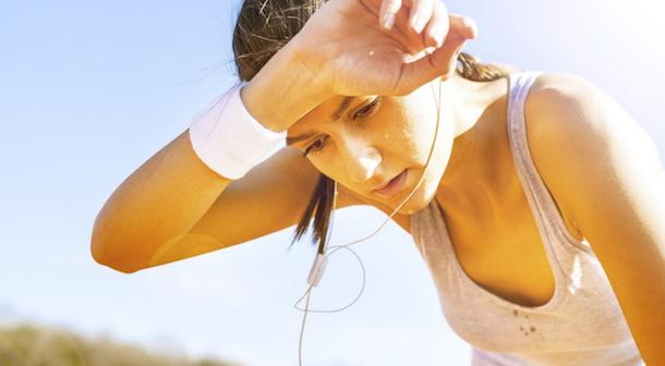 ¿Por qué me mareo durante o después de correr?
