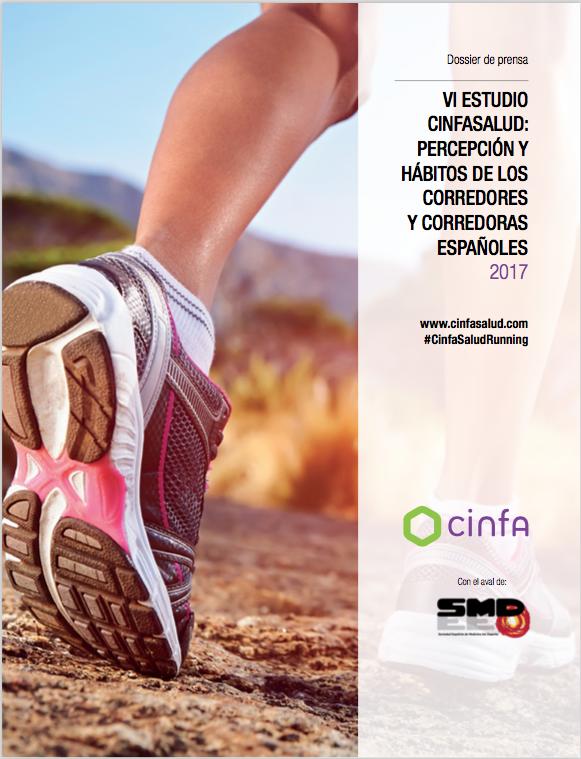Estudio habitos running corredores españa 2017