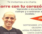 Invitación Charla: Corre con tu corazón (PTY)