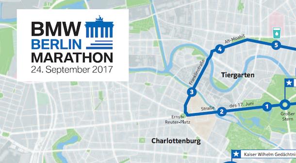 Transmisión en vivo del Maratón Berlín 2017