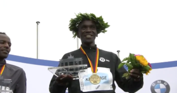 Resultados maratón Berlín 2017