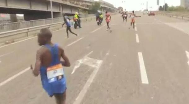 Maratón Venecia 2017
