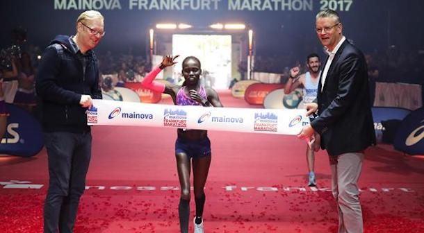 Resultados Maratón Frankfurt 2017