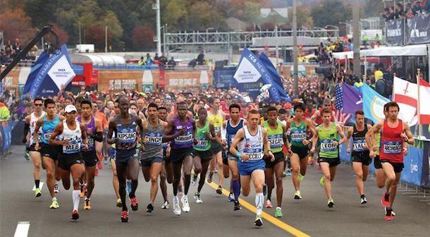 Transmisión Maratón de Nueva York 2017