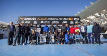 elites maratón valencia 2017