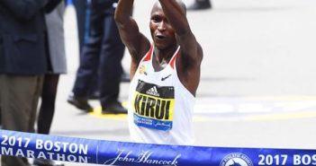 kirui Maraton de boston