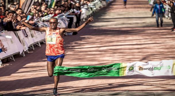 Kiplimo se impone en VIII Marató BP Castelló 2018 (Esp)