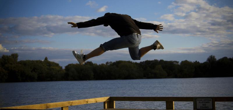 Rompe con la rutina al correr