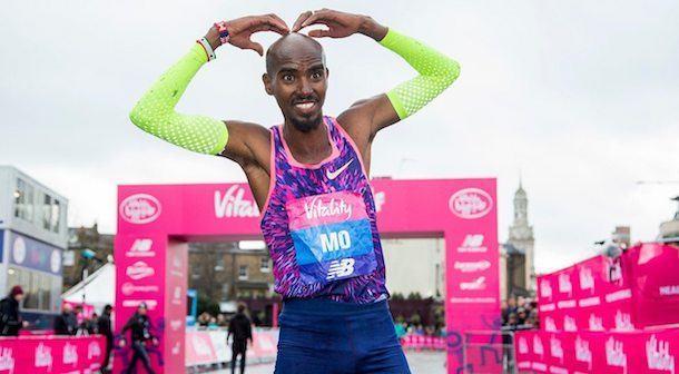 Mo Farah correrá su tercer Maratón de Londres