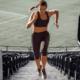 Rutinas de entrenamiento de cuestas para corredores