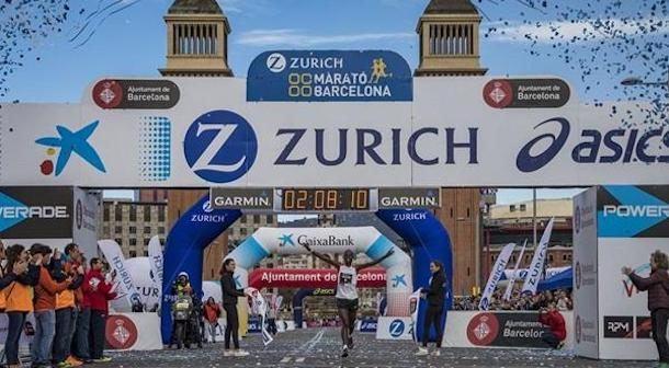 Resultados del Maraton de Barcelona 2018
