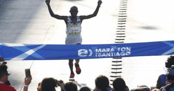 Maraton Santiago 2018