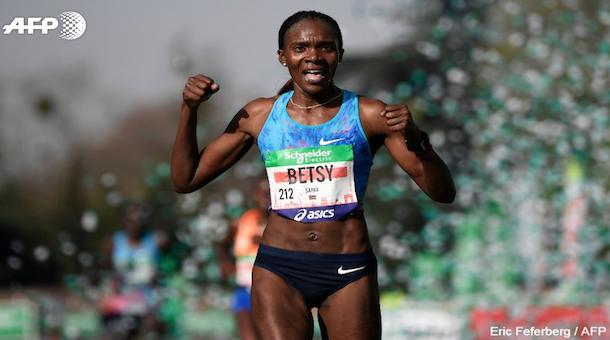 Resultados Maratón Paris 2018