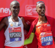 Kipchoge y Cheruiyot ganan Maratón Londres 2018
