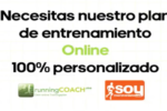 Entrenador running online