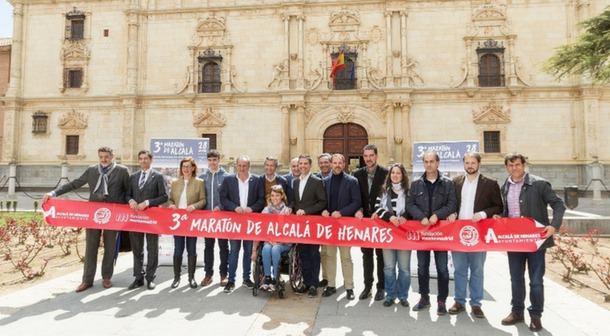 Maratón de Henares se realiza en octubre