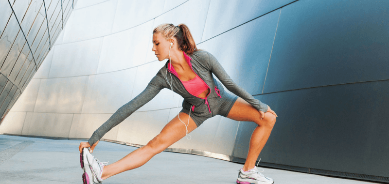 Mujer: Lo que no debes hacer al correr