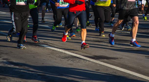 Prepararse para un maratón